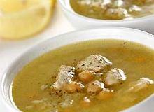 Harira (arabska zupa z kurczaka i ciecierzycy) - ugotuj