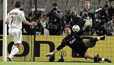 25 maja 2005: piłkarze Liverpool FC, z Jerzym Dudkiem w składzie, zdobyli Puchar Europy. W finale Ligi Mistrzów rozegranym w Stambule pokonali w serii rzutów karnych AC Milan 3:2. Dwa lata potem obaj promowali polsko-ukraińską ofertę organizacji Euro 2012