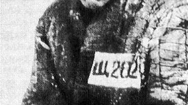 Aleksander Sołżenicyn, autor 'Archipelagu Gułag', otrzymał w 1970 r. literacką Nagrodę Nobla przyznawaną przez Akademię Szwedzką. Na zdjęciu jako więzień gułagu, w którym był w latach 1945-53