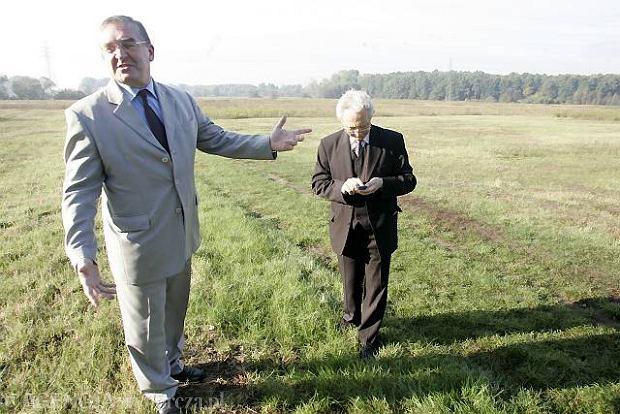 Nie ma chętnych na łąkę na Targówku. Będzie przecena