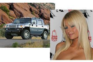 Hummer H2 - Paris Hilton