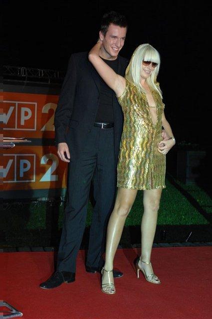 Roger Lubicz- Sawicki i Marysia Sadowska