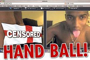 Ashley Young internetowym skandalistą!