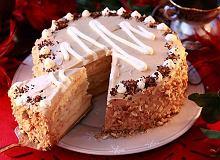 Tort kawowy - ugotuj