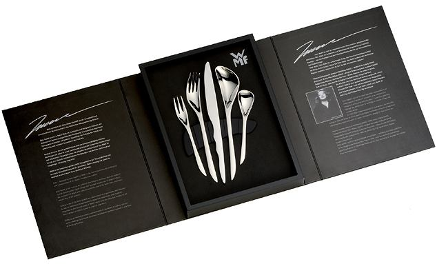 Zaha Hadid, 5 Piece Cutlery Set