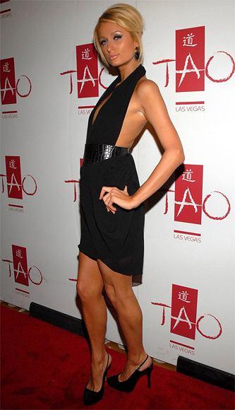 Paris Hilton fot. Rex Features/East News