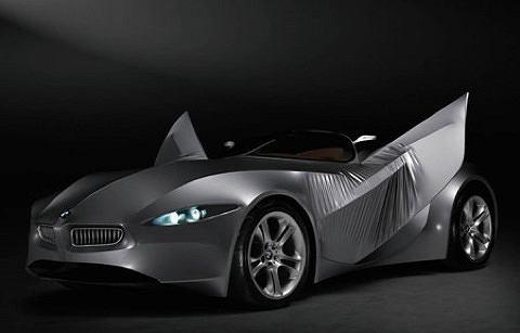 GINA - concept car z pracowni BMW