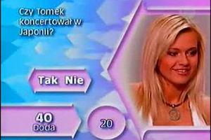Doda w teleturnieju Tvn/klipsy.pl