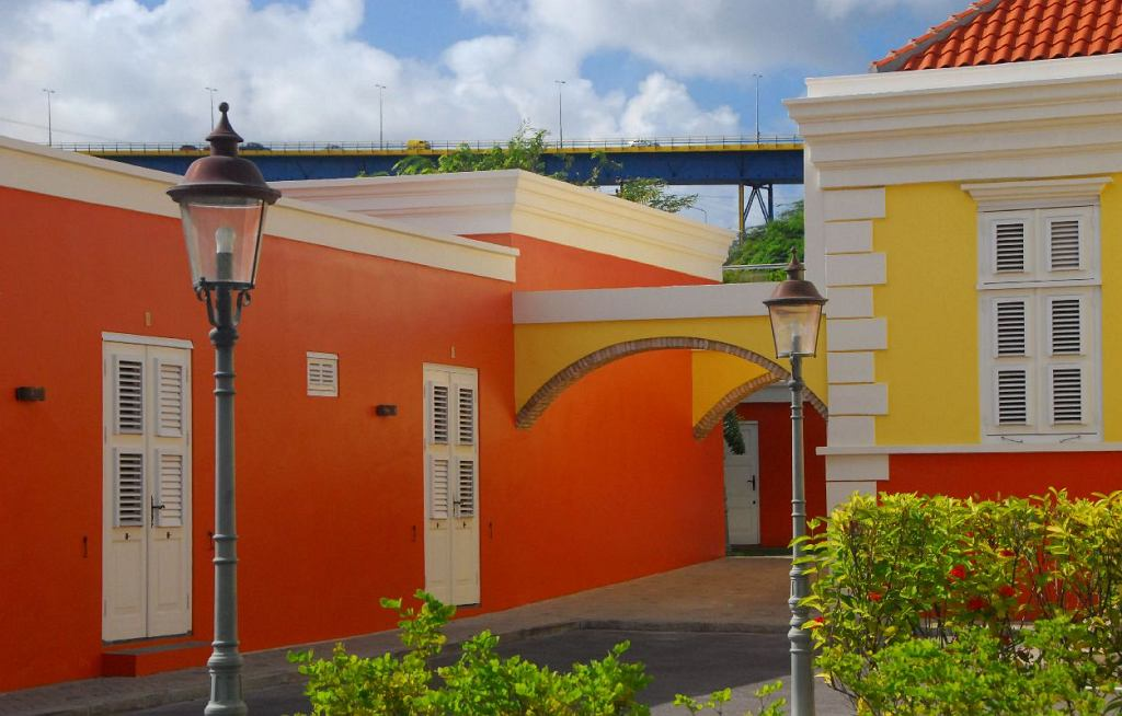 Curacao, Willemstad, Sharloo