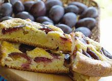 Ciasto ze śliwkami - ugotuj
