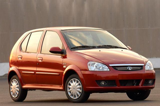 Tata Indica - ta konstrukcja ma już 10 lat