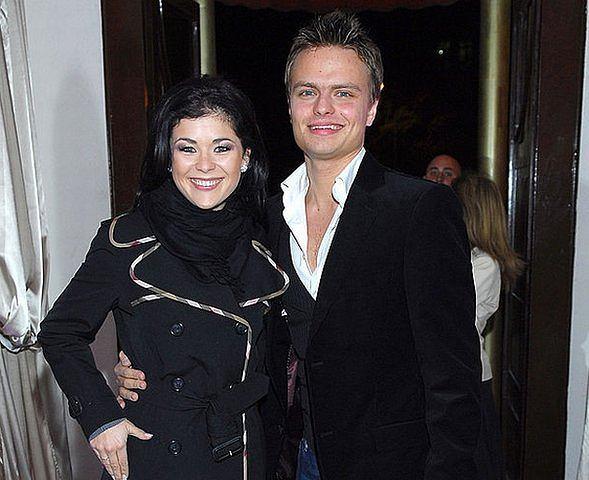 Kasia Cichopek i Marcin Hakiel