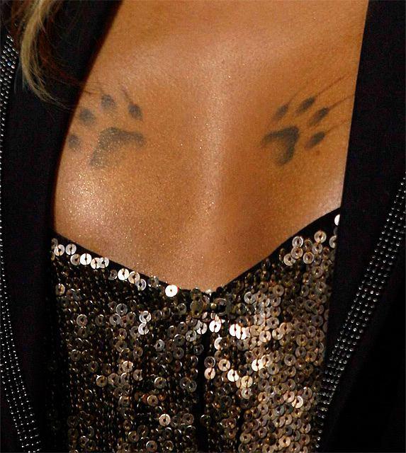 Tatuaż Kocie łapki Poradnik Kobiety