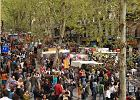 Leniwa niedziela w Madrycie