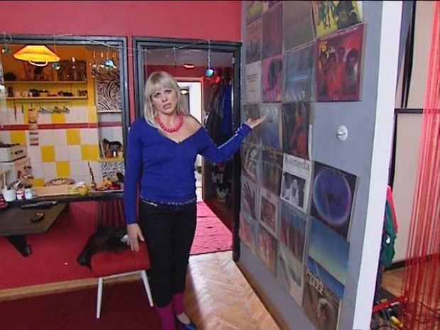 Marysia Sadowska w MTV Cribs