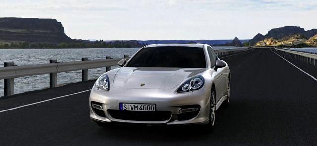 Porsche najpierw zaprezentuje Panamerę w Chinach. My, Europejczycy, będziemy musieli zaczekać.