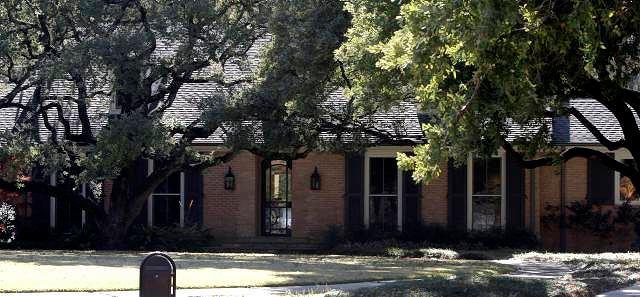 Posiadłość George'a Busha w Dallas