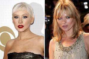 Christina Aguilera, Kate Moss