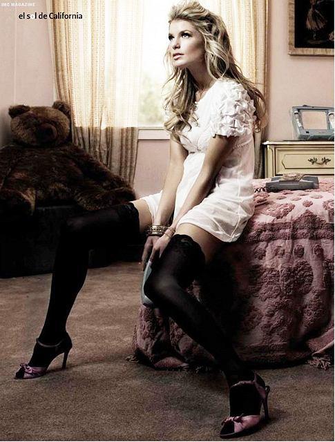 Marissa Liller w DT styczeń 2009 - skan