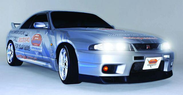 Nissan Skyline GT-R (R33) Swinton Insurance