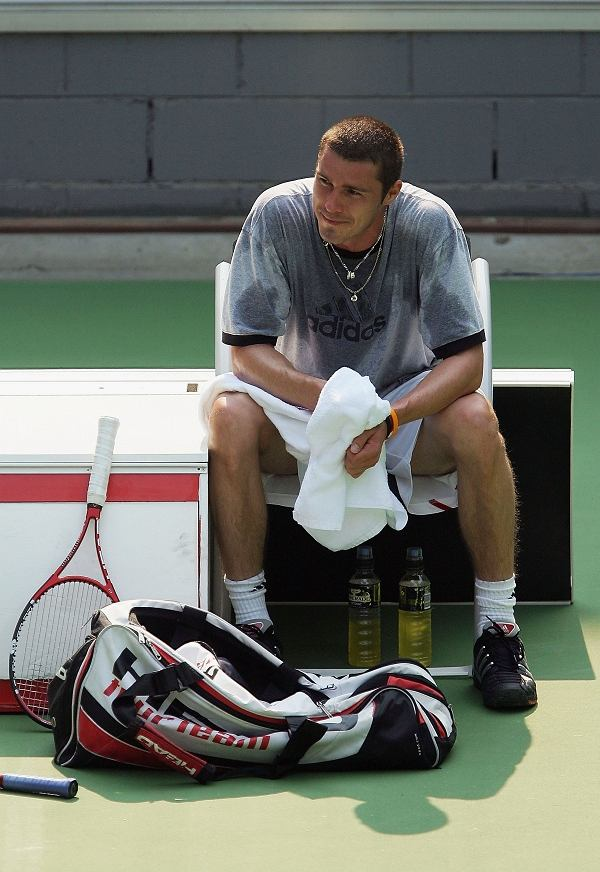 Marat Safin na Australian Open 2007 - 29 lat minęło jak jeden dzień