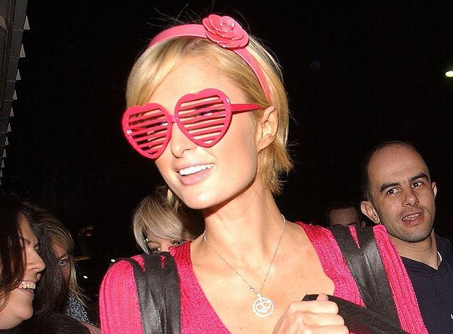 Paris Hilton świętuje walentynki