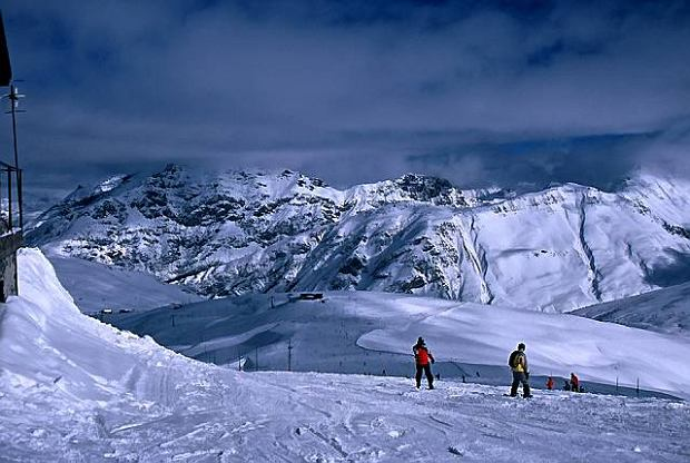 Narty we Włoszech. Valtellina - we włoskim Tybecie