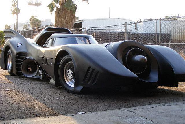 Batmobil, fot. kruse.com