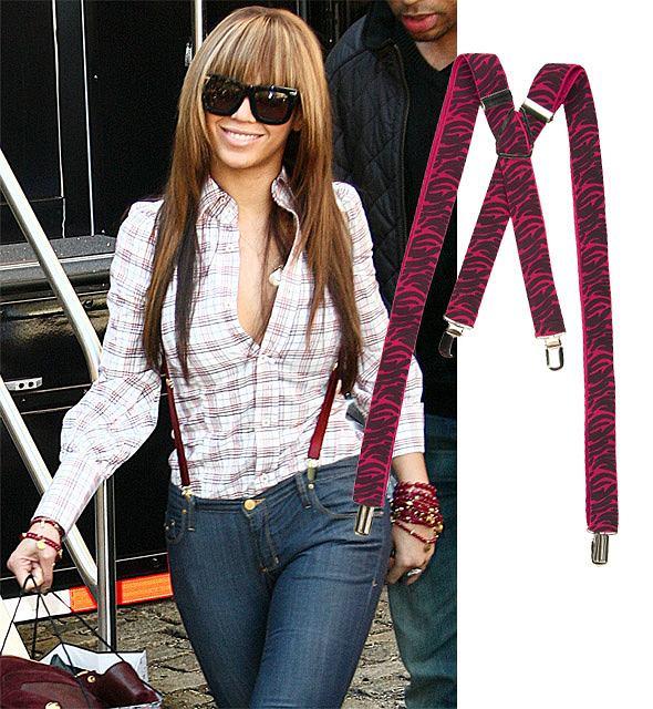 Beyonce fot. East News/ szelki www.tillys.com