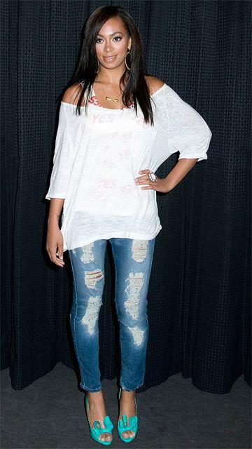 Solange Knowles fot. East News