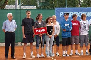 Wielka impreza dla młodych adeptów tenisa