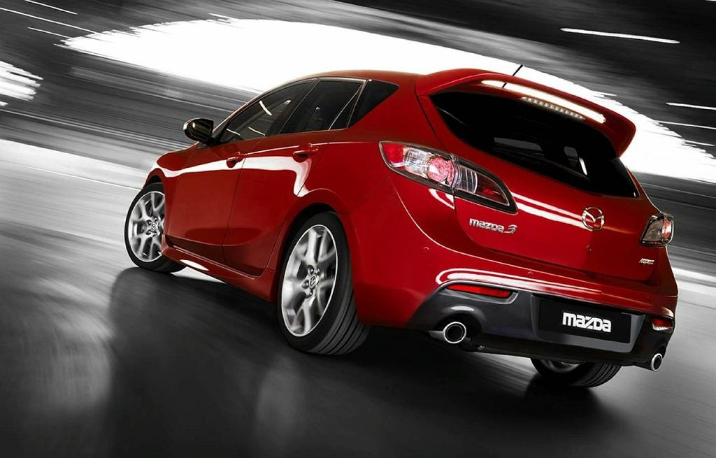 Mazda 3 MPS/Mazdaspeed Axela