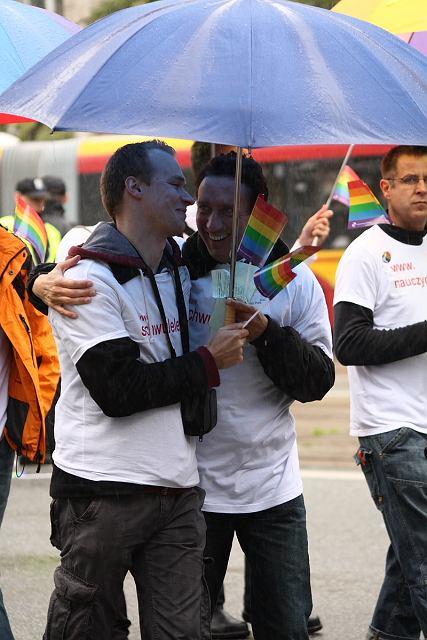 Zdjęcie numer 22 w galerii - Parada Równości przeszła przez stolicę