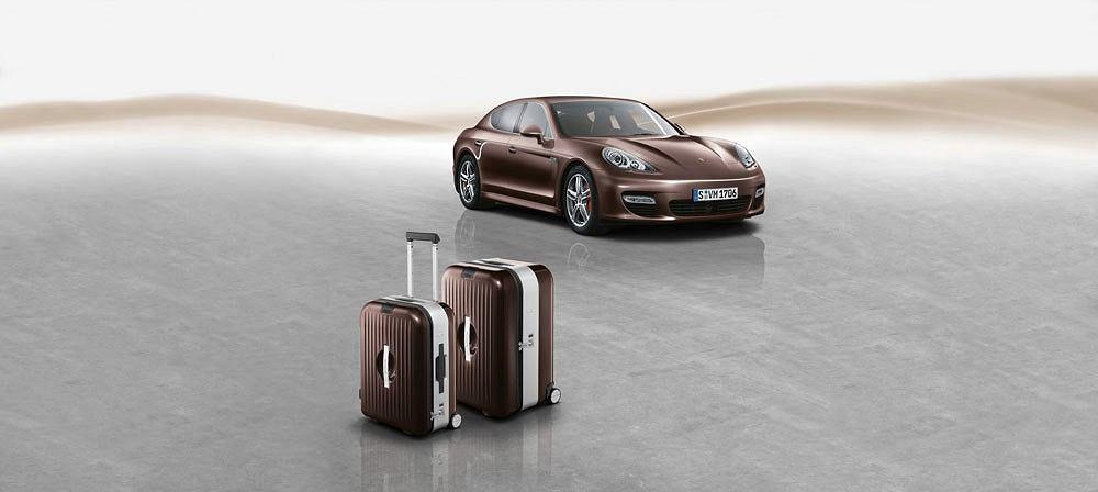 akcesoria Porsche Design/Porsche Panamera