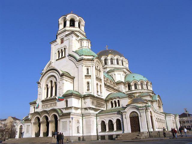 Cerkiew Aleksandra Newskiego w Sofii