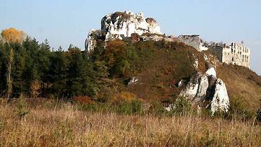 Zamek w Rabsztynie, jedno z Orlich Gniazd