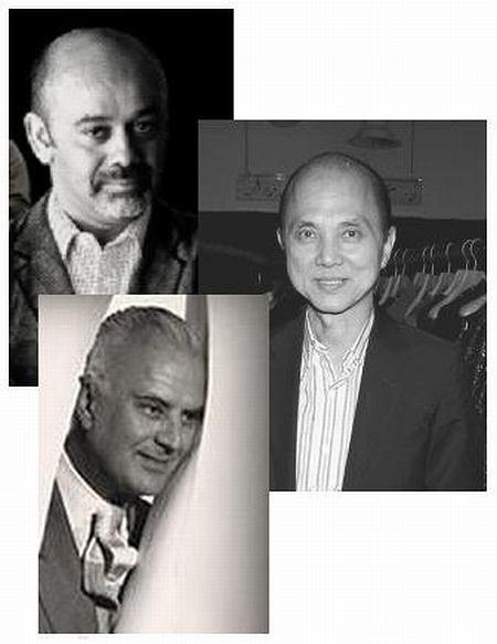 Manolo, Louboutin, Choo