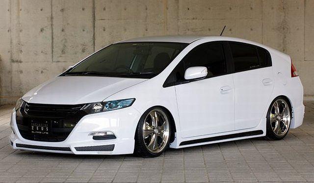 Exclusive Zeus Honda Insight