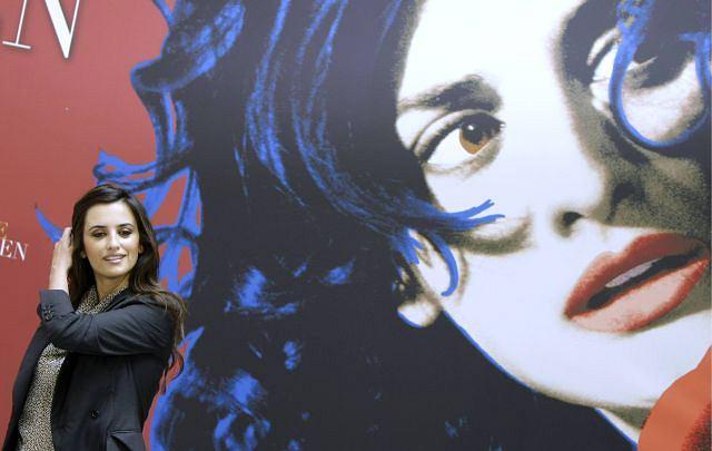 Penelope Cruz na berlińskiej premierze