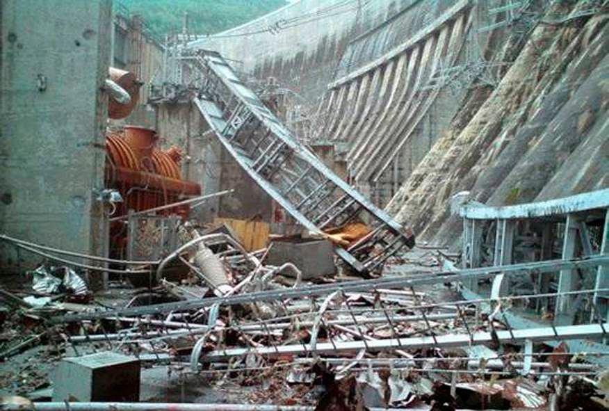 W hydroelektrowni doszło do awarii dwóch agregatów