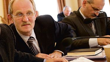 Szef klubu PO Mirosław Bukiewicz
