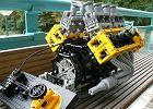 V-ósemka z klocków Lego