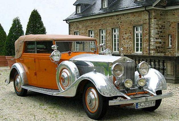 Rolls-Royce Phantom II 40/50 HP Continental