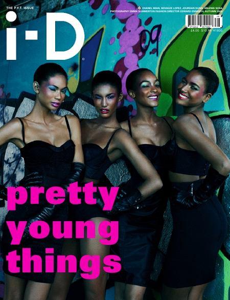 i-D magazine wrzesień 2009