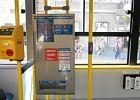 Automaty w autobusach i SKM sprzedają za krótkie bilety