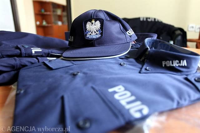 Policyjny mundur
