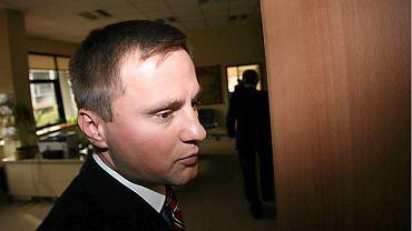 Marcin Rosół, b. doradca Mirosława Drzewieckiego