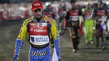 Brak w Grand Prix Tomasza Golloba jest sporym ciosem dla Polonii