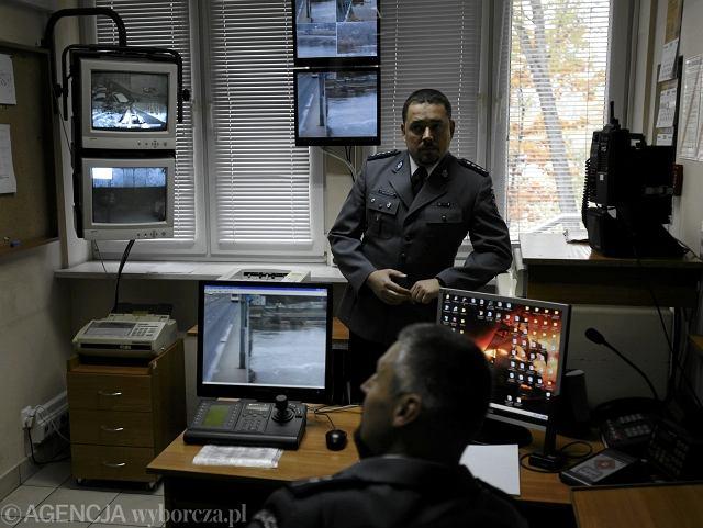 Centrum Monitoringu w Komisariacie Rzecznym