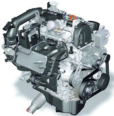 Silnik 1.2 TSI o mocy 105 KM